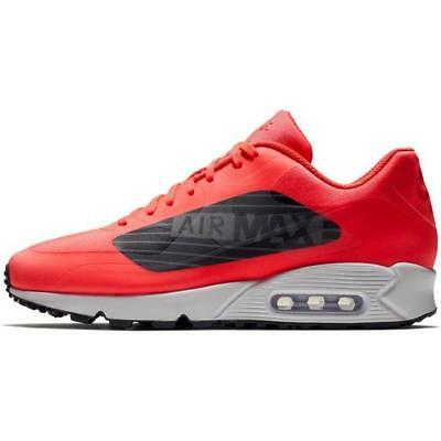 Mens Nike Air Max 90 NS GPX Running Shoes Size 11 12 Crimson Black AJ7182  600 6b1cf5458