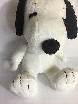 """Kohls Cares for Kids Peanuts SNOOPY Plush Soft Stuffed Animal Toy 14"""" Pre-owned"""