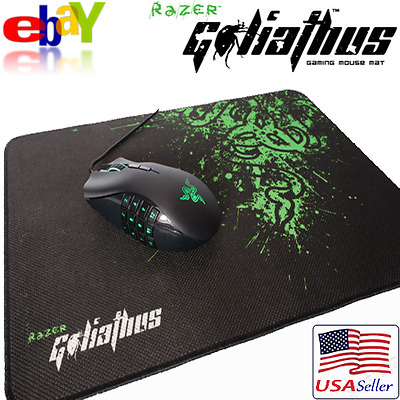 Razer Goliathus Control Edition Gaming Game Mouse Mat Pad Locked 320*240 Size M