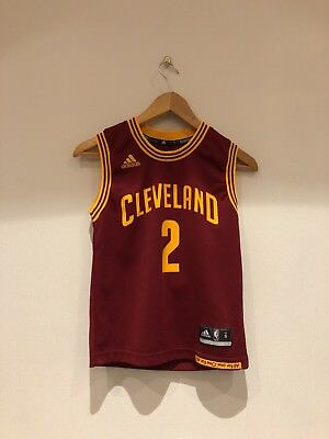 online retailer d81e3 ee837 YOUTH KYRIE IRVING Jersey (Cleveland cavaliers).Size small