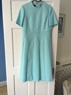 Peggy Frentch Couture vintage dress 10-12 summer wedding races/workwear