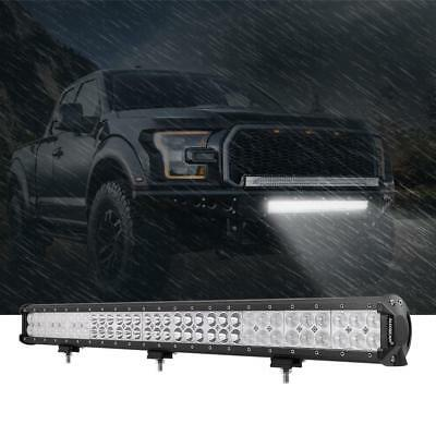 "32inch 198W CREE LED Work Light Bar Flood Spot Combo Offroad 4x4WD SUV 31"" 36"""