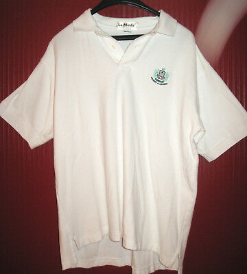 NWOTs RARE Las Vegas STARDUST Resort & Casino Golf Shirt SZ L