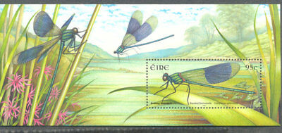 Ireland-Dragonflies-mnh min sheet-insects