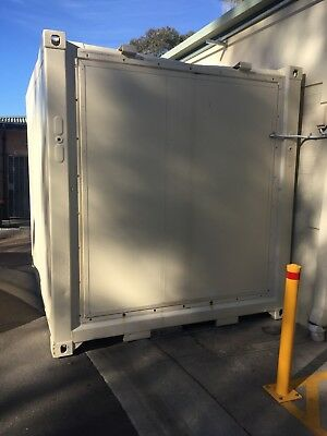 Reefer container 3 meter long