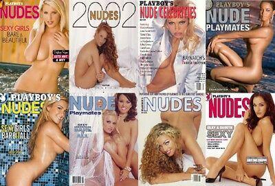 Playboy's Nudes Magazine Collection 75 Issues In PDF On DVD + Collectors Edition