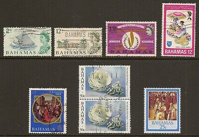 Bahamas 1967/96 QuEII Defins & Commems,  MNH & Used (see list)