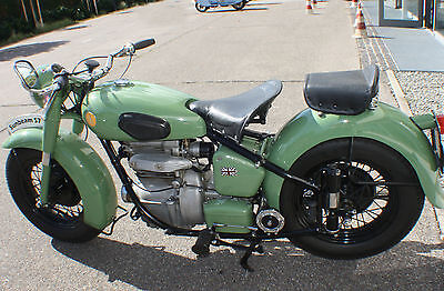 Postkarte > Oldtimer -Bike > Sunbeam s7 <