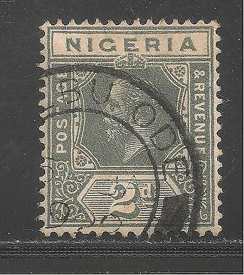 Nigeria #3 (A1) VF USED - 1914 2p King George V