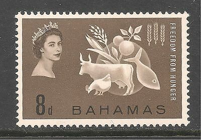 Bahamas #180 (CD314) VF MINT LH - 1963 8p Freedom From Hunger - Protein Food