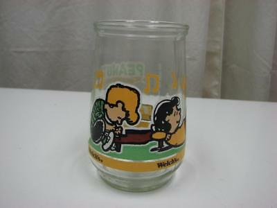 Welches peanuts comic classics. #5 Let's just play along. welch's jar