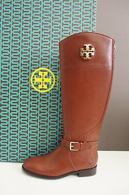 ae612885daa9 TORY BURCH ADELINE Riding Boot - Color  Almond - size 7.5 -  306.00 ...