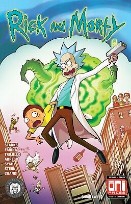 Rick And Morty #39 Alex Kotkin Amazing Fantasy 15 Homage Excelsior Exclusive