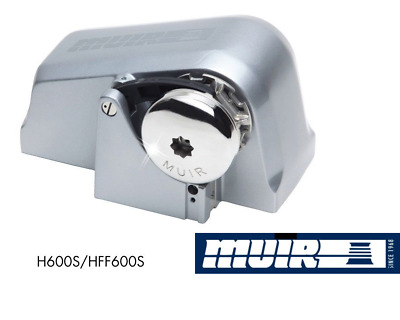 MUIR HFF600S Auto Freefall Electric Anchor Winch, suits boats to 8mts.
