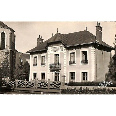 [45] Nogent-sur-Vernisson - La Mairie. - Carte photo.