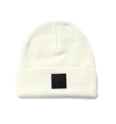 985360d50b8 New Mens Edwin Jeans Japan Natural Garment Washed Wool United Cable Beanie  Hat
