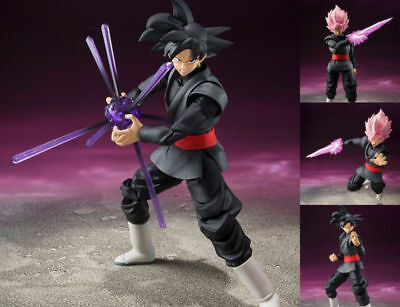 HOT S.H.Figuarts Dragonball Dragon ball Z Super Gokou Black Figure New In Box