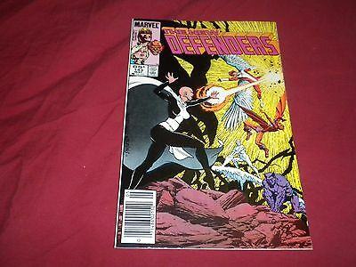 The Defenders #143 (May 1985, Marvel) copper age 9.4/9.6 comic!!!!!