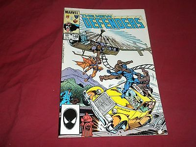 The Defenders #148 (Oct 1985, Marvel) copper age 9.0/vf/nm comic!!!!