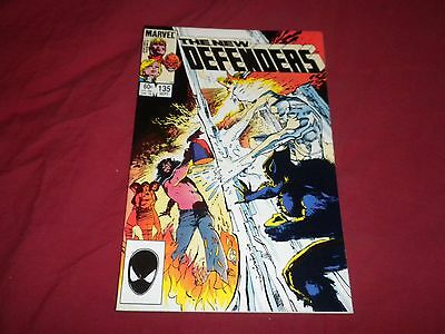 The Defenders #135 (Sep 1984, Marvel) copper age 9.2/nm- comic!!!!!