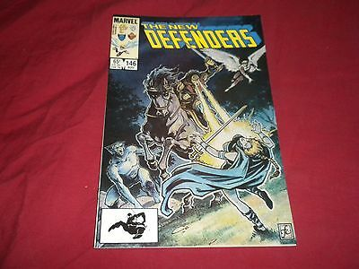 The Defenders #146 (Aug 1985, Marvel) copper age 9.4/nm comic!!!!