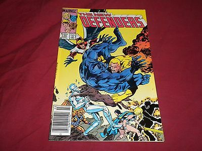 The Defenders #129 (Mar 1984, Marvel) copper age 7.5/vf- comic!!!!