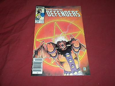 The Defenders #136 (Oct 1984, Marvel) copper age 9.4/nm comic!!!!!