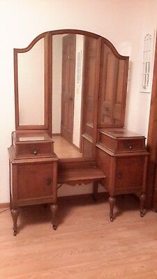 Antique Furniture Bedroom Set ca. 1910-1930