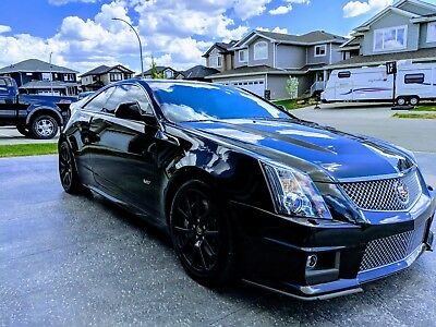 Cadillac: CTS V 675hp Lingenfelter Coupe Lingenfelter CTS V-675hp CTS V-Coupe 1 Year Warranty Remaining