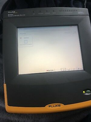 Fluke Networks OptiView Integrated Network Analyzer