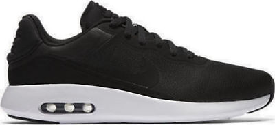 uk availability 265cc 98fc0 Mens Nike Air Max Modern Essential Running Shoes Size 9.5 - 13 Black 844874  001