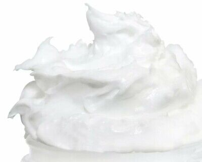 4.4 lbs Foaming Bath Whip Butter Base 2kg | Unscented lb Crafters Choice WSP
