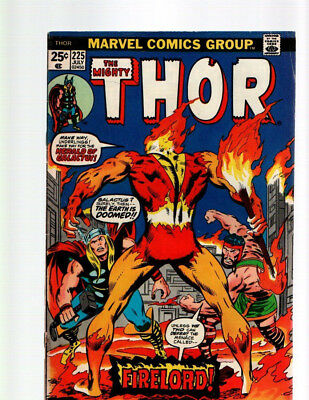 "The Mighty Thor #225 ""The Coming of Firelord!"""