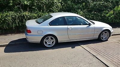 2002 Bmw 320 Ci Silver 3 Door 12 Months M O T Test Very Clean Car Very Low Miles