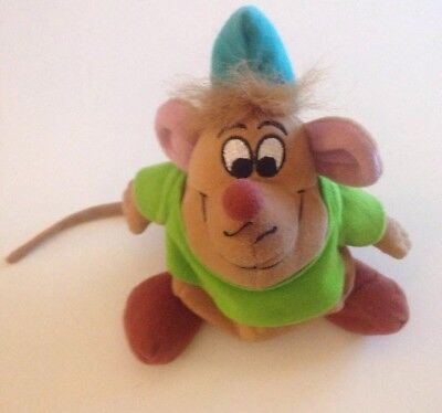 """Lovely soft toy Disney's GUS from Cinderella 6"""" VGC"""