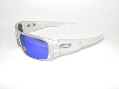 5212a58d90 Sale!oakley Crankshaft 9239-09 Matte Clear Violet Iridium Polarized  Sunglasses 1 of 6FREE Shipping See More