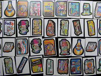 Wacky Packages  ANS 2 Lot of 45 2005All New Series 2 Topps