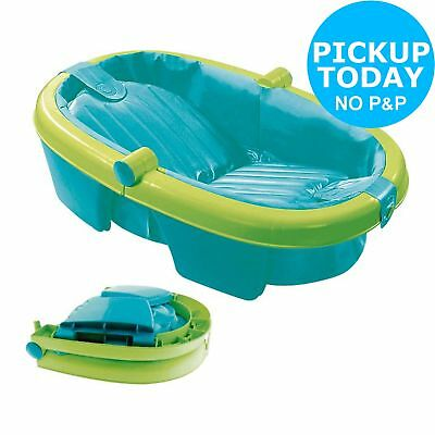 Summer Infant Newborn To Toddler Fold Away Baby Bath-From the Argos Shop on ebay