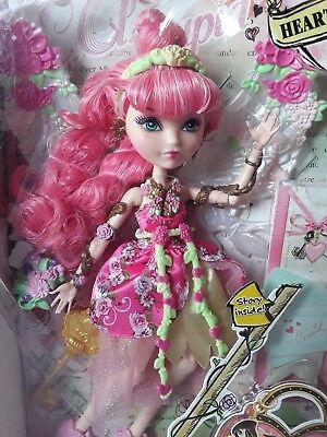 CA Cupid  Heartstruck Ever After High Doll new in box Mattel
