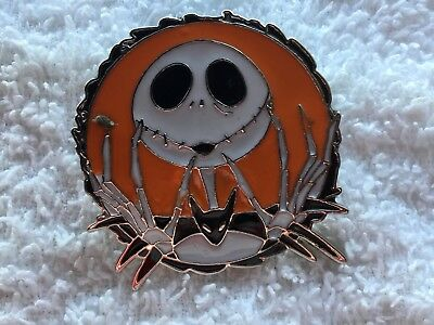Skull Jack Pin Skellington Disney Enamel Badge Nightmare Sally Halloween Gothic