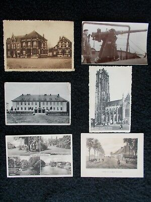 Collection Of Vintage Postcards - Wwii - 1945