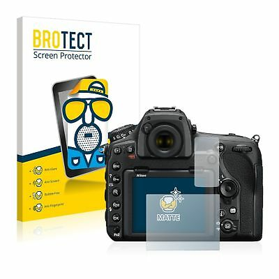 Nikon D850,  2 x BROTECT® Matte Screen Protector, anti-glare