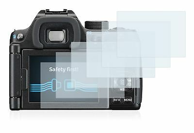 Pentax K-70  DSLR, 6 x Transparent ULTRA Clear Camera Screen Protector