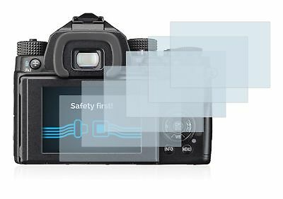 Pentax KP  DSLR, 6 x Transparent ULTRA Clear Camera Screen Protector