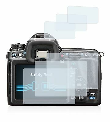 Pentax K-3 II  DSLR, 6x Transparent ULTRA Clear Camera Screen Protector
