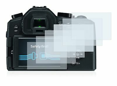 Leica V-LUX (Typ 114) Camera 6 x Transparent ULTRA Clear Camera Screen Protector