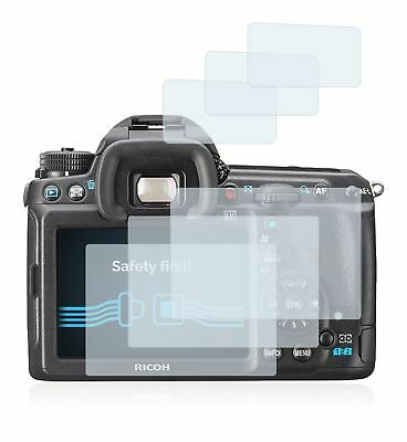 Pentax K3, K-3  DSLR, 6 x Transparent ULTRA Clear Camera Screen Protector