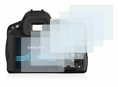 Pentax K-30  DSLR, 6 x Transparent ULTRA Clear Camera Screen Protector