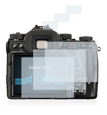 Pentax K-1  DSLR, 6x Transparent ULTRA Clear Camera Screen Protector
