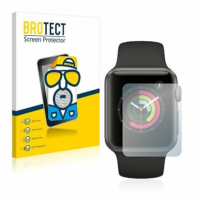Apple Watch Series 1 (38mm),  2 x BROTECT® Matte Glass Screen Protector